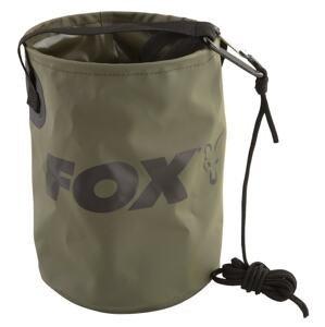 Fox Nádoba na vodu Collapsible Water Bucket 4,5 L