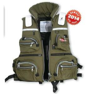 Mikado Plovací rybářská vesta Protective - vel. XL