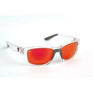Fox Rage Polarizační brýle Transparent Frame/Red Mirror Lens Eyewear