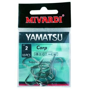 Mivardi Háčky Yamatsu Carp - vel. 1
