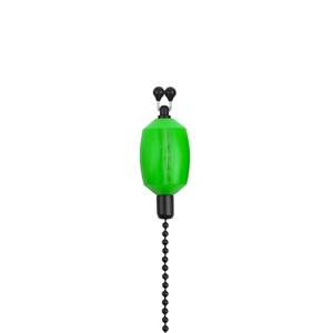 Fox Swinger Black Label Dumpy Bobbins - Green