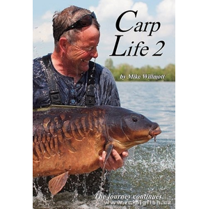Essential Baits Kniha Carp Life 2