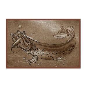 Delphin Rohož Retro Štika
