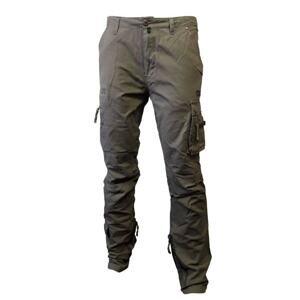 DOC Kalhoty STREET khaki - M