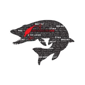 Delphin Nálepka ŠTIKA série Words