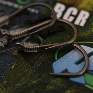Gardner Háčky bez protihrotu Rigga (BCR) Hooks Barbless - vel. 4