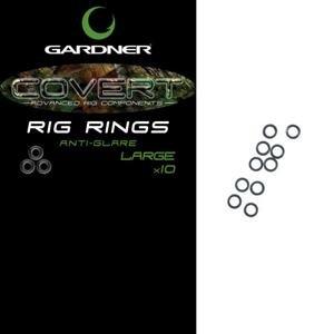 Gardner Kroužky Covert Rig Rings 10ks - Large