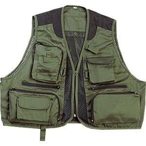 Jaxon Rybářská vesta FRA - vel. XXL