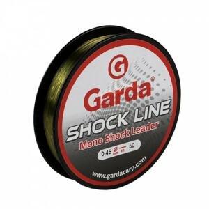 Garda Šokový vlasec Shock line 50m - 0,50 mm