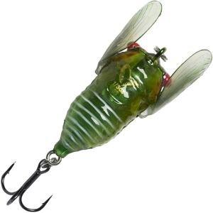 Savage Gear Nástraha 3D Cicada F Green - 3,3cm 3,5g