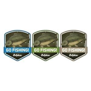 Delphin Vůně do auta GO FISHING! Carp - Sport fresh
