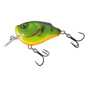 Salmo Wobler SquareBill Floating Hot Perch - 6cm 21g