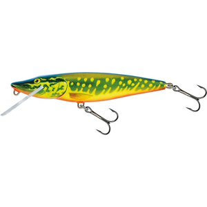 Salmo Wobler Pike Floating 9cm - Hot Pike