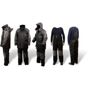 Quantum Termo Komplet Winter Suit Black/Grey - vel. L
