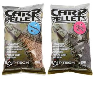 Bait-Tech Pelety Halibut Carp Feed Pellets 2kg - 6mm