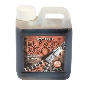Bait-Tech Tekutá zálivka Bloodworm Liquid 1L