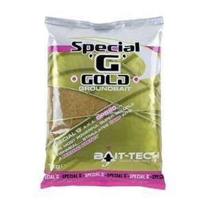 Bait-Tech Krmítková směs Groundbait Special G Gold 1kg
