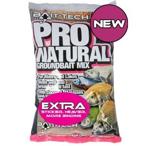 Bait-Tech Krmítková směs Pro-Natural Extra G/bait 1,5kg