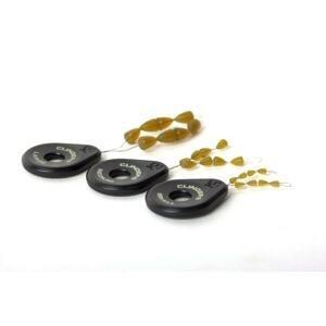 Nash Zarážky Clingers Diffusion Camo 8ks - Large