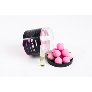 Nash Plovoucí Boilie Citruz Pop Ups Pink - 12mm 75g