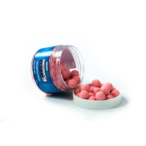 Nash Plovoucí boilie Instant Action Strawberry Crush - 15mm 35g
