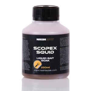 Nash Scopex Squid Liquid Bait Soak 250ml