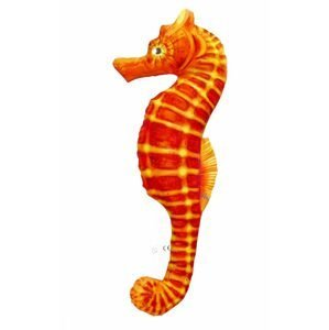 Gaby Polštář Mořský koník mini - Červený 40 cm
