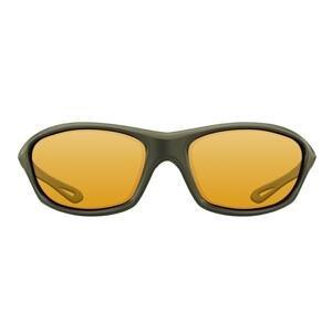 Korda Sluneční brýle Wraps Sunglasses Olive/Yellow