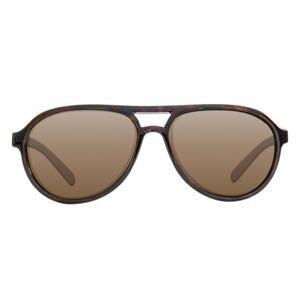 Korda Sluneční brýle Aviators Sunglasses Tortoise Shell/Brown