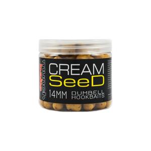 Munch Baits Boilie Dumbells Cream Seed 100g - 18mm
