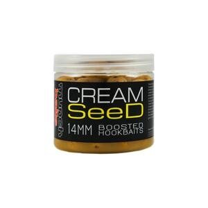 Munch Baits Boilie Boosted Hookbaits Cream Seed 200g - 14mm