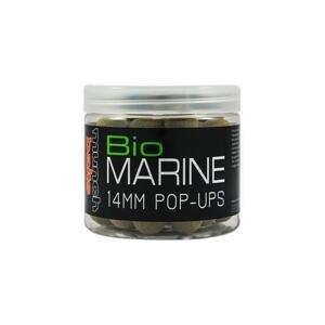 Munch Baits Plovoucí boilie Pop-Ups Bio Marine 100g - 18mm