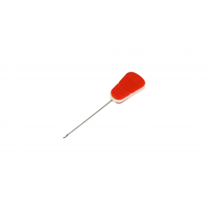 Carp ´R´ Us Boilie jehla CRU Baiting needle - Short clasp needle Red
