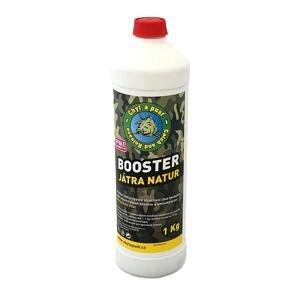 Chyť a pusť Booster Játra Natur 1L
