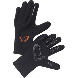 Savage Gear Rukavice Super Stretch Neo Glove - L
