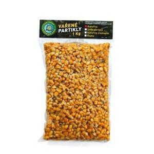 Chyť a pusť Vařené partikly 1kg - Kukuřice