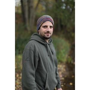 LK Baits Mikina s kapucí Khaki