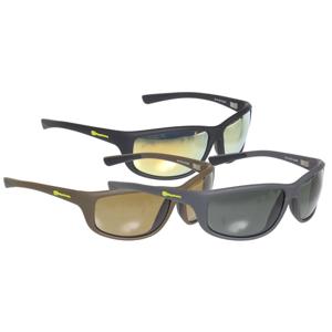 RidgeMonkey Sluneční brýle Pola-Flex - Kouřově šedá