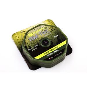 RidgeMonkey Návazcový vlasec RM - Tec Chod Stiff Rig - Zelená 20m - 0,50mm 25lb