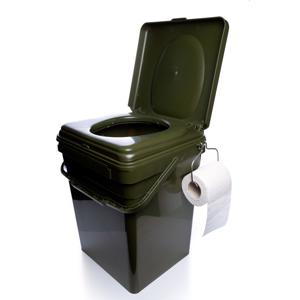 RidgeMonkey Toaletní sedátko CozeeToilet Seat pro Modular Bucket XL 30l