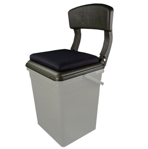 RidgeMonkey Sedátko Cozee Bucket Seat pro kýbl Modular Bucket 30l
