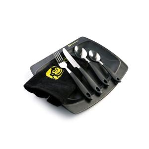 RidgeMonkey Jídelní set SQ DLX - malý talíř