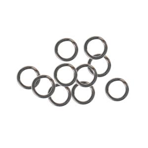 Zeck Pevnostní přívlačové kroužky HD Split Ring Predator 10ks - 40kg