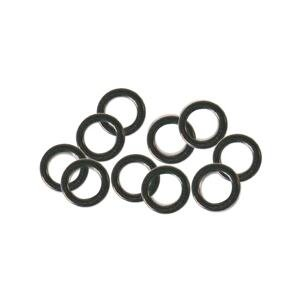 Zeck Pevnostní přívlačové kroužky Solid Ring Predator 10ks - 23kg #00