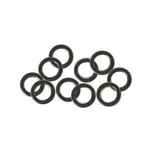 Zeck Pevnostní přívlačové kroužky Solid Ring Predator 10ks - 27kg #0