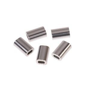 Zeck Svorky na fluorocarbon Alu Sleeve 20ks - 1,3mm