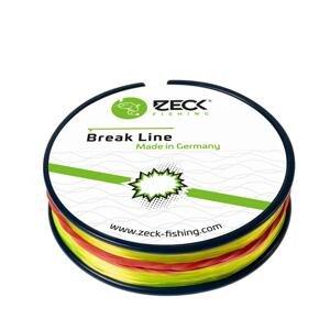 Zeck Trhací vlasec Break Line - 0,30mm 100m