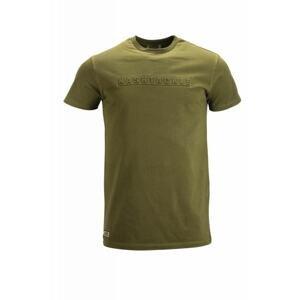 Nash Triko Emboss T-Shirt - 5XL