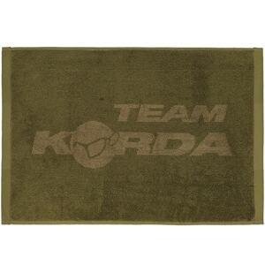 Korda Ručník Team Hand Towel Green