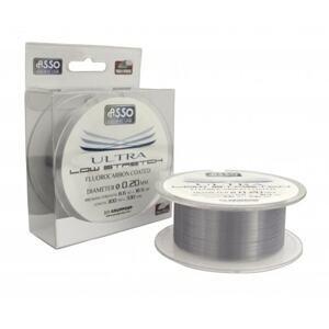 Asso Vlasec Ultra Low Stretch 300m - 0,16 mm